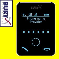 Nuovo Bury Cc9058 Ricambio Touch Screen / Display LCD per Thb Kit Bluetooth Auto