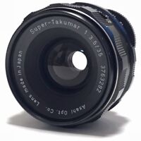 Pentax Super-Takumar 35mm F3.5 Wide-Angle Prime Lens Excellent from Japan F/S