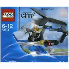 LEGO City Police Helicopter Set 30014 Polybag NEW SEALED Retired