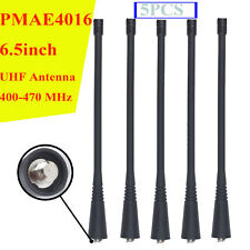 5x UHF Antenna for motorola GP360 GP380 GP640 GP680 SP50 HT750 HT1250 6.5inch