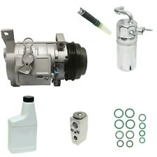 RYC Remanufactured Complete AC Compressor Kit GG362 With Rear AC