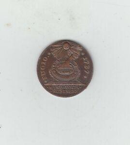 Rare High Grade USA 1787 Mind Your Business One Cent, 29mm Diameter, See Below