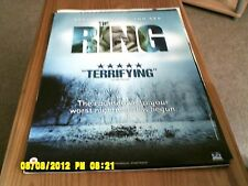 The Ring (horror) Movie Poster A2