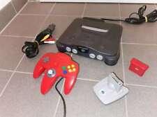Nintendo 64 SET - N64 mit Controller, Netzteil, Kabel, Controller + Transfer Pak