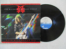 "LP 33T MICHAEL SCHENKER GROUP (MSG) ""Rock will never die"" CUX 1470 UK §"