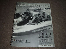 1998 seadoo sportster owners manual basic instruction manual u2022 rh ryanshtuff co 1995 Seadoo Speedster 1998 seadoo speedster manual download