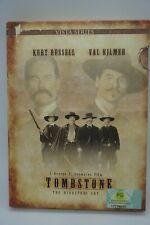 TOMBSTONE - 2 DISC THE DIRECTOR'S CUT EDITION DVD (Kurt Russell, Val Kilmer)