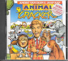 ANDRE VAN DUIN & JAAP AAP - Animal Crackers CD Album 16TR Holland 1989 (CNR)