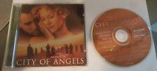 City Of Angels Soundtrack CD (1999) U2 Goo Goo Dolls Eric Clapton