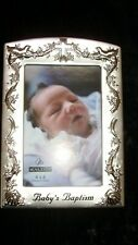 Baby's Baptism 4x6 Photo Frame