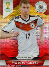 2014 World Cup Prizm Yellow Red Parallel No.85 P.MERTESACKER (GERMANY)