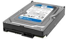 """Western Digital Caviar Blue 500GB  7200RPM 3.5"""" (WD5000AAKX) HDD SATA"""