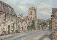 Winchcombe Cotswold Town Gloustershire England Uk - United Kingdom Art Postcard
