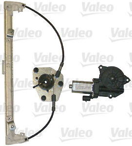 Valeo Window Regulator Rear RH 850817 fits Alfa Romeo 159 1.7 TBi (939), 1.9 ...
