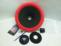"15"" 4 Ohm Recone Kit for Cerwin Vega  ATW-15  ATW15  (At-15) woofer ribbed cone"