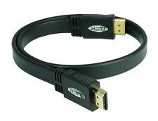 12,5 m High Speed HDMI Flachkabel (Ultra HD, Full HD, 3D, ARC, CEC) *** Demoware