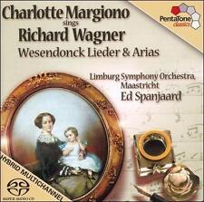 Charlotte Margiono sings Richard Wagner [Hybrid SACD], New Music