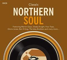 Classic Northern Soul - Various Artists (NEW 3CD)