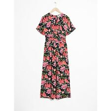 NWT Other Stories Peony Print Dress Floral Size US4 EUR 34