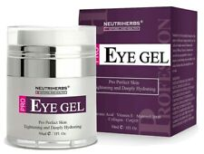 Neutriherbs Eye Cream AntiAge. Matrixyl 3000- Hyaluronic Acid- Vitamin E. COQ10