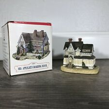 1993 The Americana Collection Mrs. Applegate's Boarding House Figurine
