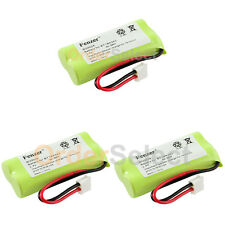 3 NEW Rechargeable Phone Battery for AT&T/Lucent BT-6010 BT-8000 BT-8001 BT-8300
