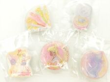 Sailor Moon Crystal Anime Magnet die cut Luna V Romance and Black Story Set of 5