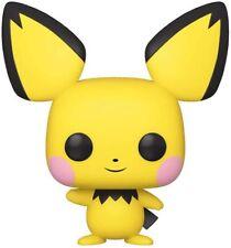 """Funko Pop! Pokemon #579: """" Pichu """" Collectable Figurine Bobble-Head Yellow"""