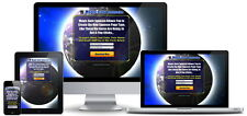 Squeeze Page Creator Software + Master Resell Rights