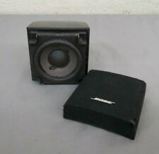 Bose Acoustimass Single Cube Speaker Black Satisfaction Guaranteed Fast Shipping