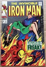 IRON MAN #3 (1968) Marvel Silver Age; Goodwin & Johnny Craig; Very Fine