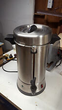 Waring Pro Professional Coffee Urn Percolator Maker CU55 Commercial 55 Cups