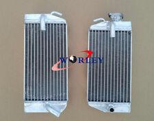 Radiador de aluminio HONDA CRF450 CRF450R CRF 450 02 03 04 2002 2003 2004