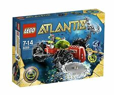 *NEW IN SEALED BOX* - LEGO ATLANTIS Seabed Scavenger 8059 / 119 pieces