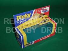 Dinky #112 Purdy's TR 7 - Reproduction Box by DRRB