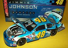 Jimmie Johnson 2006 Lowe's Seaworld #48 Chevy Shamu 1/24 NASCAR Diecast New