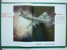 6/00 PUB RAYTHEON PROCYON SYSTEM LOCKHEED P-3 ORION MARITIME PATROL AIRCRAFT AD