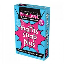 Educativo Matemáticas Snap Plus de aritmética elemental tarjeta de juego para Niños g22