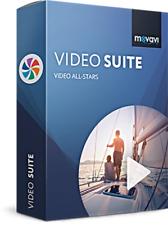 Movavi Video Suite Edition New Software 2020 Windows Digital Download