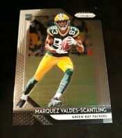 2018 Panini Prizm Football #240 Marquez Valdes-Scantling RC Green Bay Packers