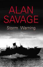 (Good)-Storm Warning (Hardcover)-Savage, Alan-0727865811
