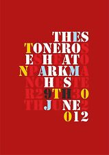 Canvas - The Stone Roses - Heaton Park June 2012 Repro Poster - Canvas