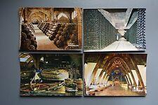 R&L Postcard: Cavas Codorniu, Spain Spanish Wine Production