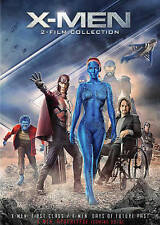 X-men: First Class / Days of Future Past Double Feature Icons, Good DVDs