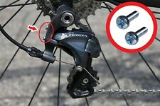 Rear Derailleur High & Low Limit Screws - Bolts Mech Gear Stop Adjustment H / L