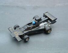 POLISTIL Scalextric Vintage JPS LOTUS F1 Evolution Electrica Slot Car 1977