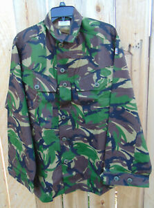 British Military DPM Woodland Camo Jacket, Sz 190-120, U.S. 3XL, new non-issued