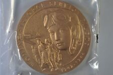 2009 Women Air Force Service Pilots Commemorative 3in. Bronze Medal