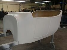 "Extended 1923 T-Bucket Fiberglass Body with 3"" channeled floor tbucket"