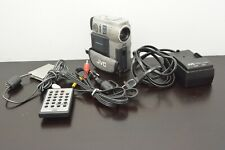 JVC GR-DVM90 Progressive Scan Mini DV Digital Video Camera Camcorder Recorder